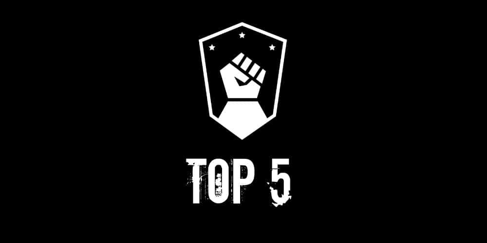 lista top 5 najlepszych bukmacherów